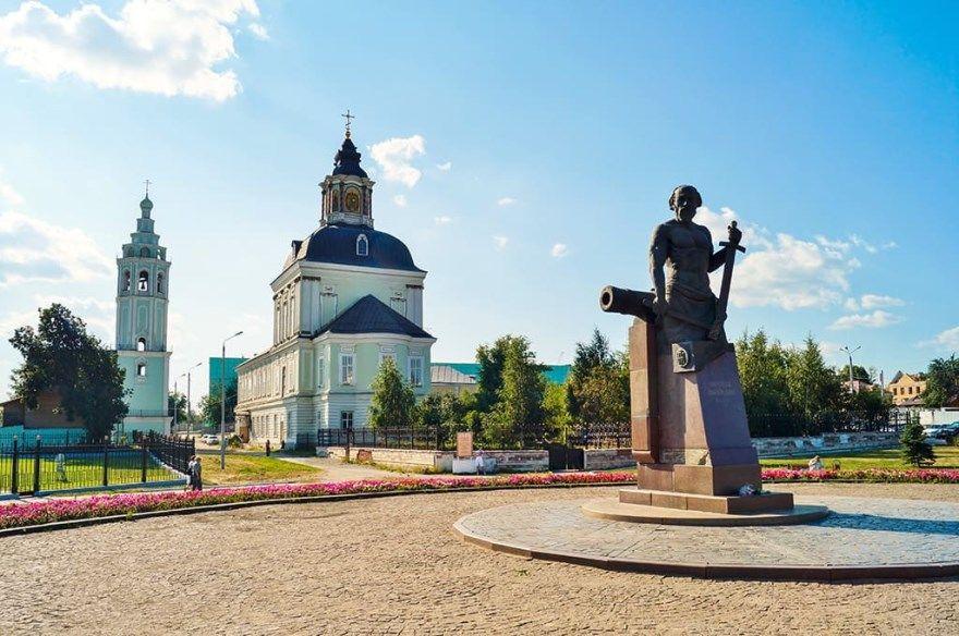 Кимовск 2018 Тульской области город фото скачать бесплатно  онлайн в хорошем качестве