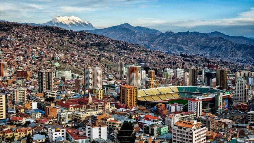 Кочабамба 2019 город Боливия фото скачать бесплатно онлайн
