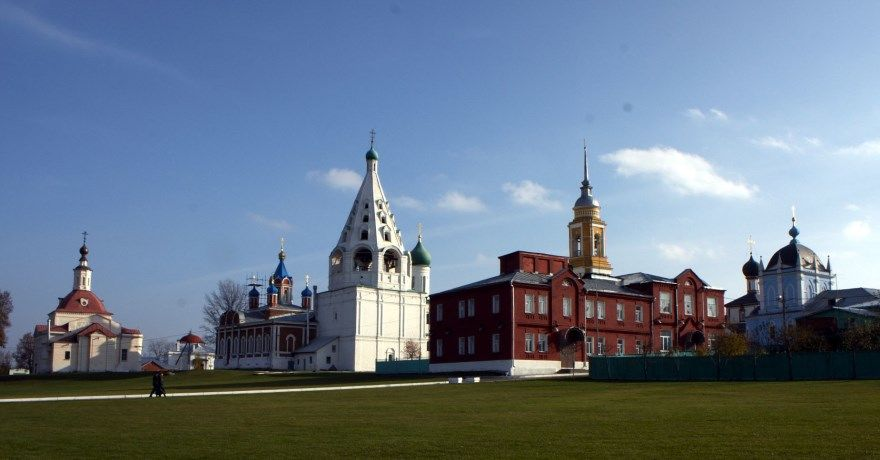Коломна 2018 Московская область город фото скачать бесплатно  онлайн в хорошем качестве