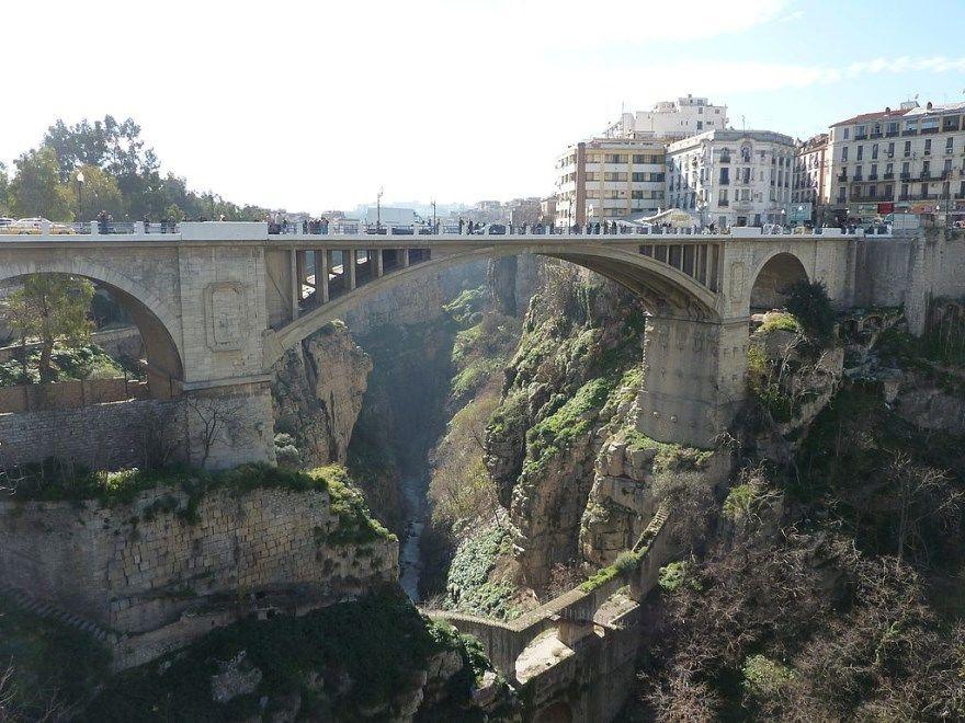 Константина 2019 город фото Алжир скачать бесплатно  онлайн в хорошем качестве