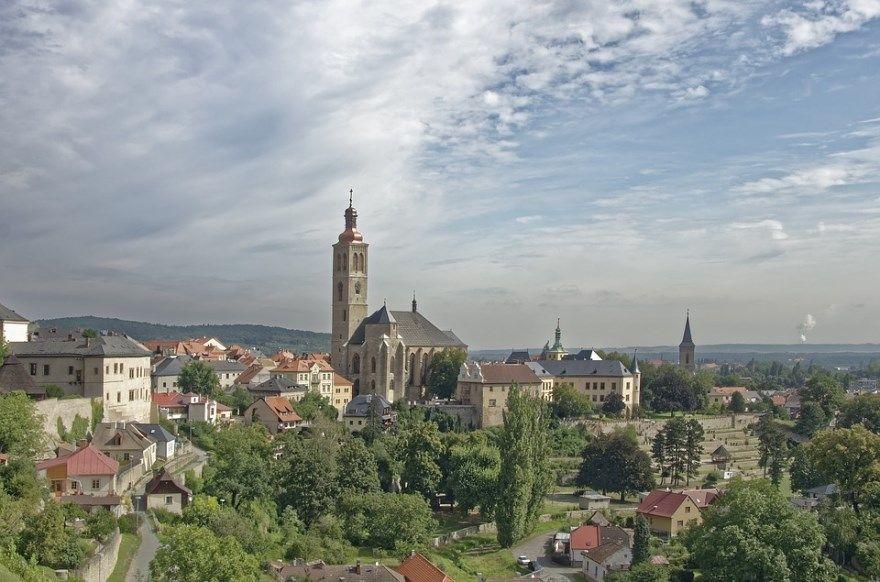 Кутна гора 2019 город Чехия фото скачать бесплатно  онлайн в хорошем качестве