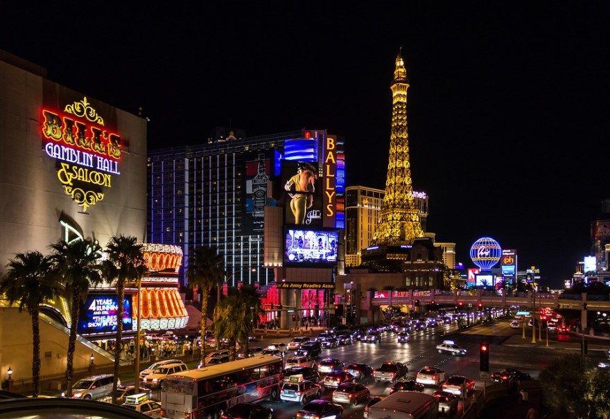Лас Вегас 2019 город штат Невада США фото скачать бесплатно  онлайн в хорошем качестве