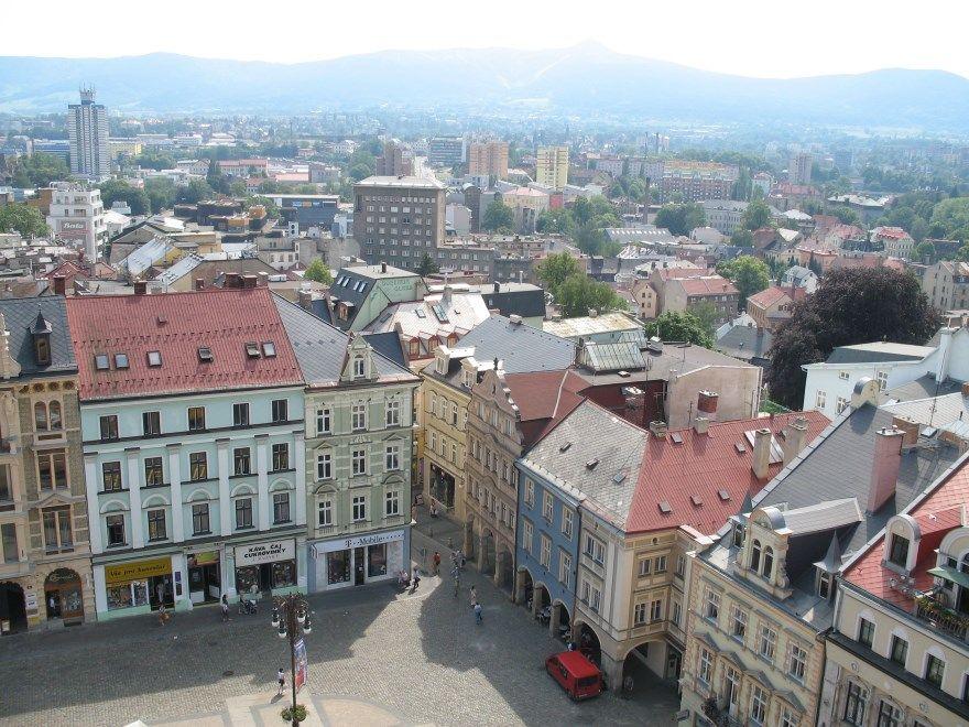 Либерец 2019 город Чехия фото скачать бесплатно онлайн