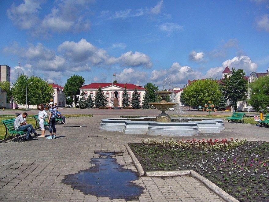 Лунинец 2019 город Белоруссия фото скачать бесплатно  онлайн в хорошем качестве