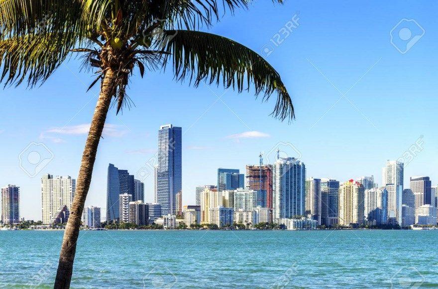 Майами 2019 город штат Флорида США фото скачать бесплатно  онлайн в хорошем качестве