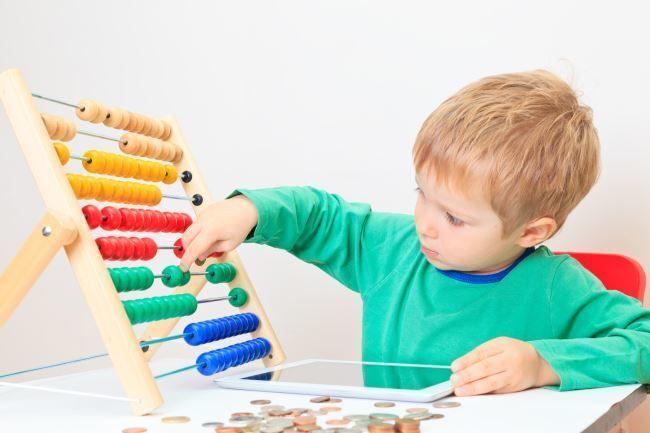 математика для детей дошкольников год лет