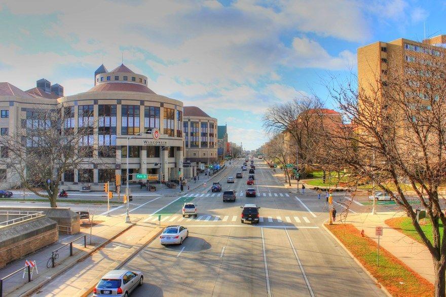 Мадисон 2019 город столица штата Висконсин фото скачать бесплатно  онлайн в хорошем качестве