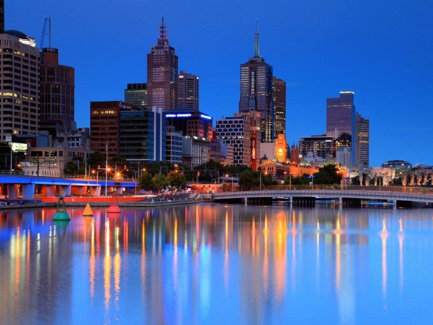 Мельбурн 2019 город фото Австралия скачать бесплатно  онлайн в хорошем качестве