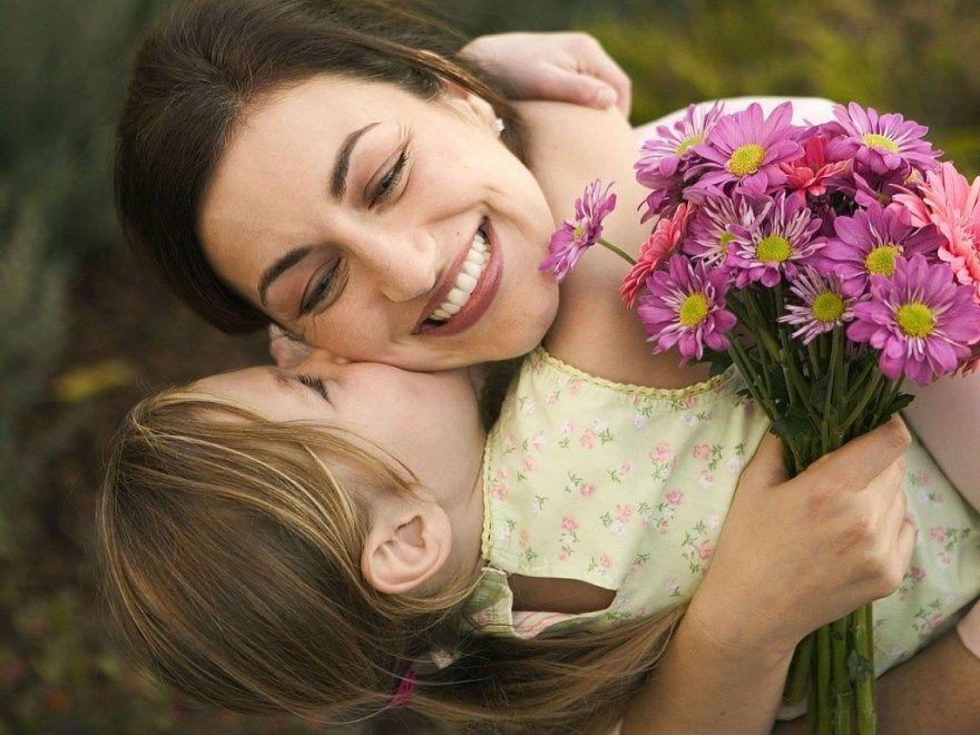 Молодой маме в день матери в России праздник