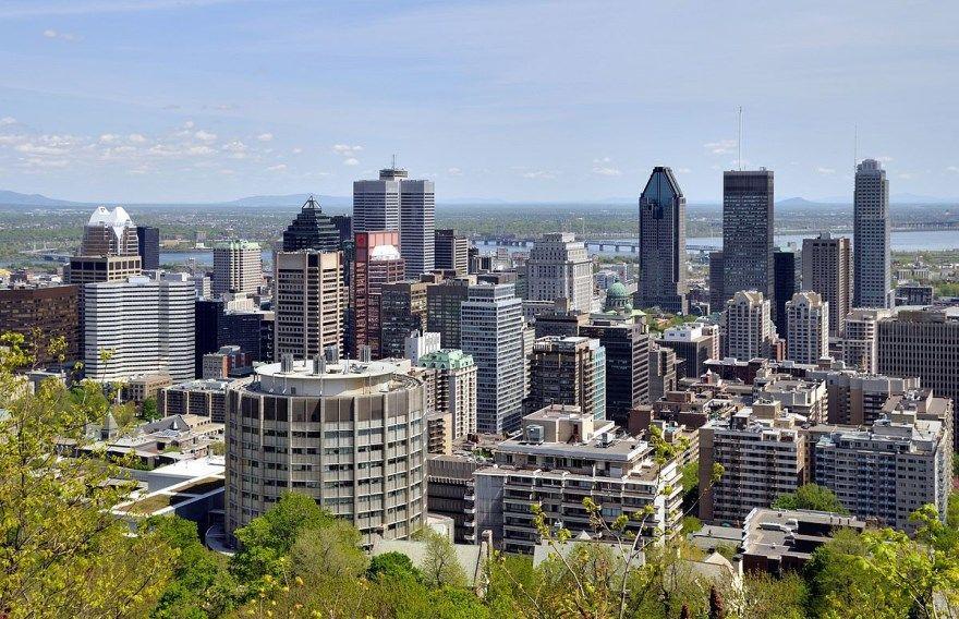 Монреаль 2019 Канада город фото скачать бесплатно онлайн