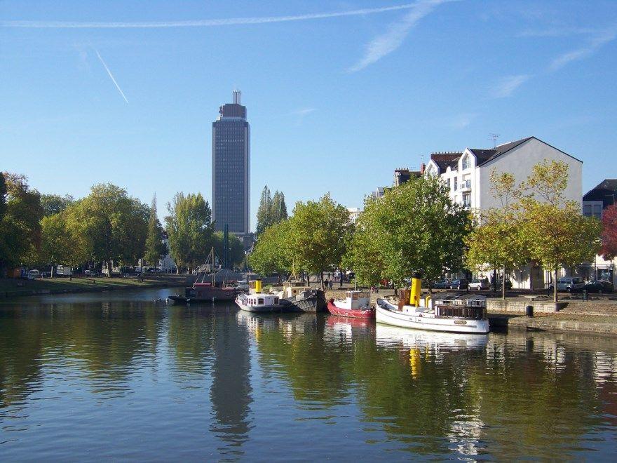 Нант Франция 2019 город фото скачать бесплатно онлайн в хорошем качеств