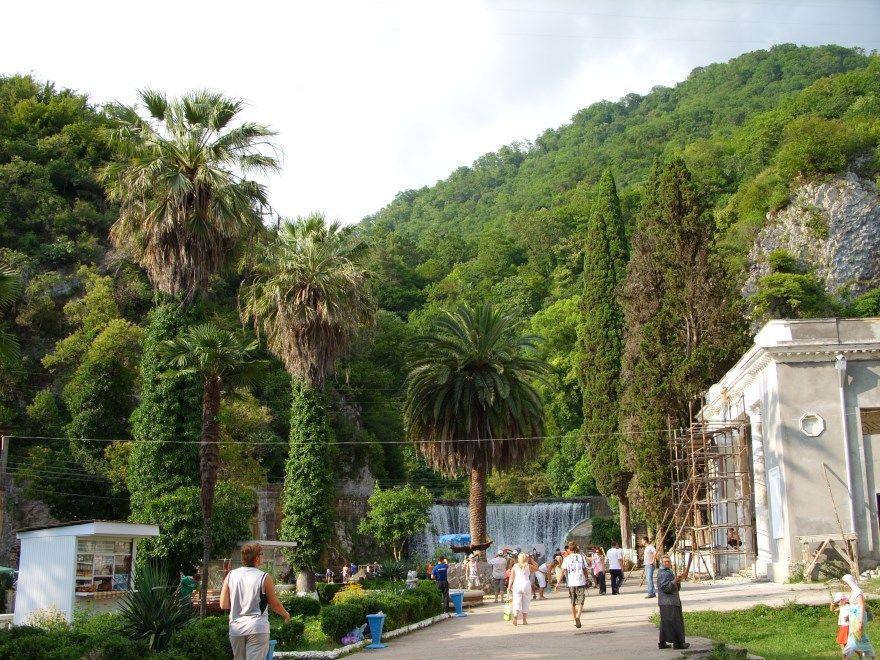 Новый Афон 2019 город фото Абхазия скачать бесплатно  онлайн в хорошем качестве