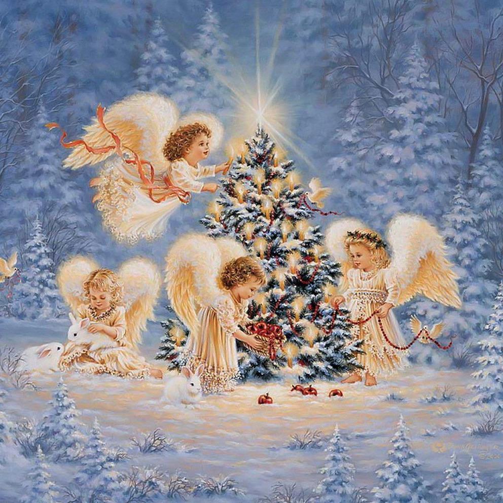 С рождеством картинки католические