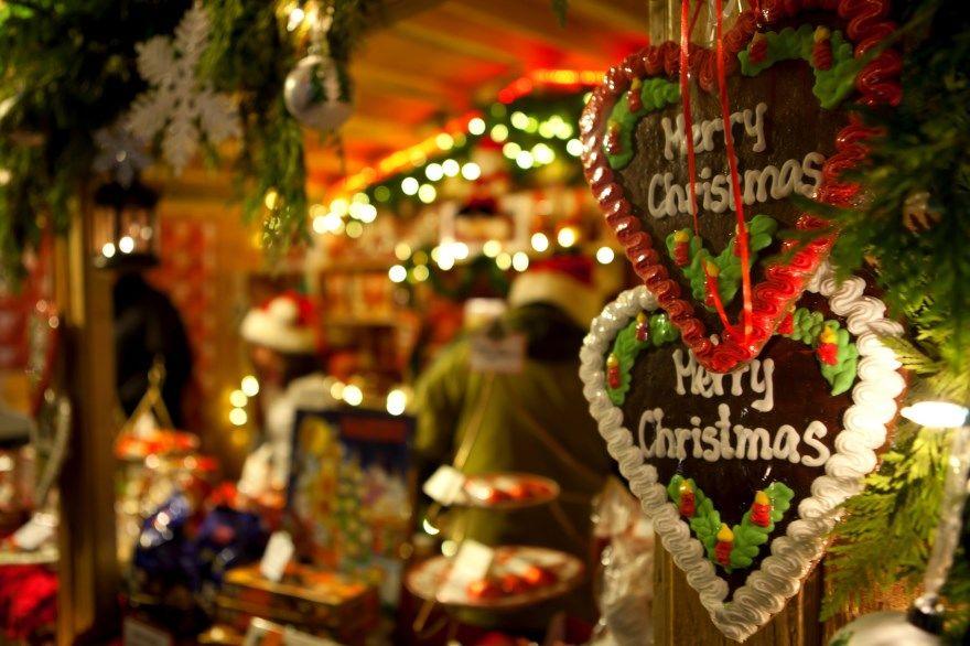 Поздравление Католическое Рождество красивое  в стихах прозе