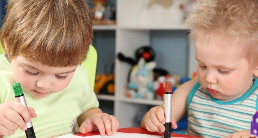 Обучение детей дошкольник математика три года цвета цифры фигуры основные понятия