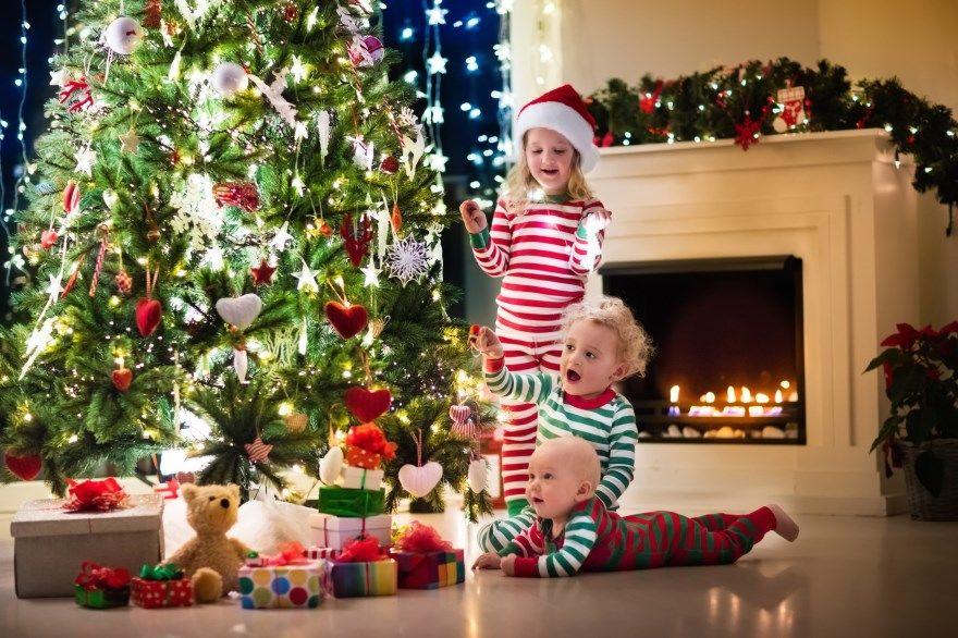 Подарки детям на Новый год мальчикам девочкам