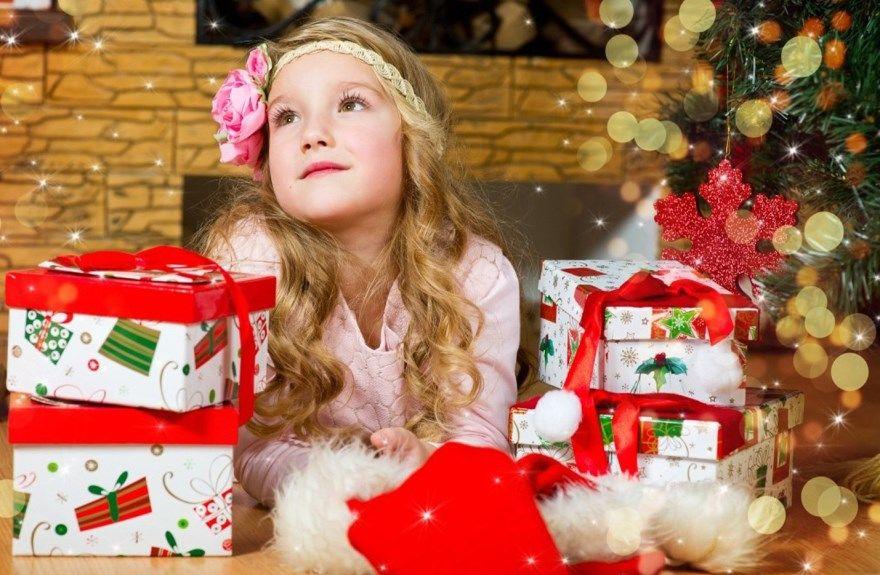 Подарки для девочек Новый год разного возраста