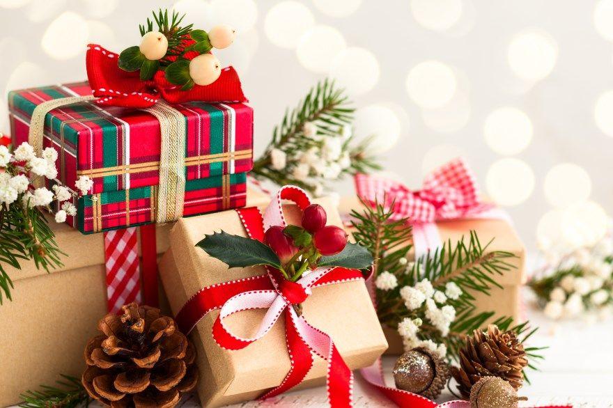 Недорогие подарки Новый год детям родным