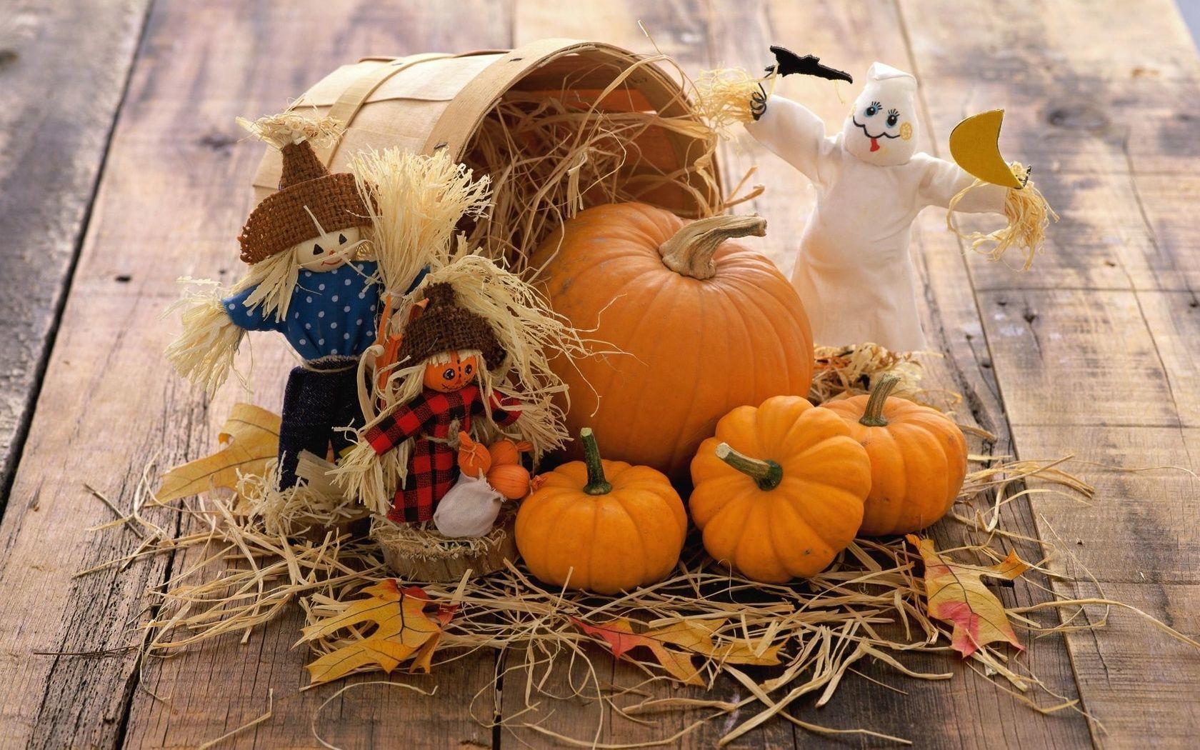 Осенние праздники картинки открытки