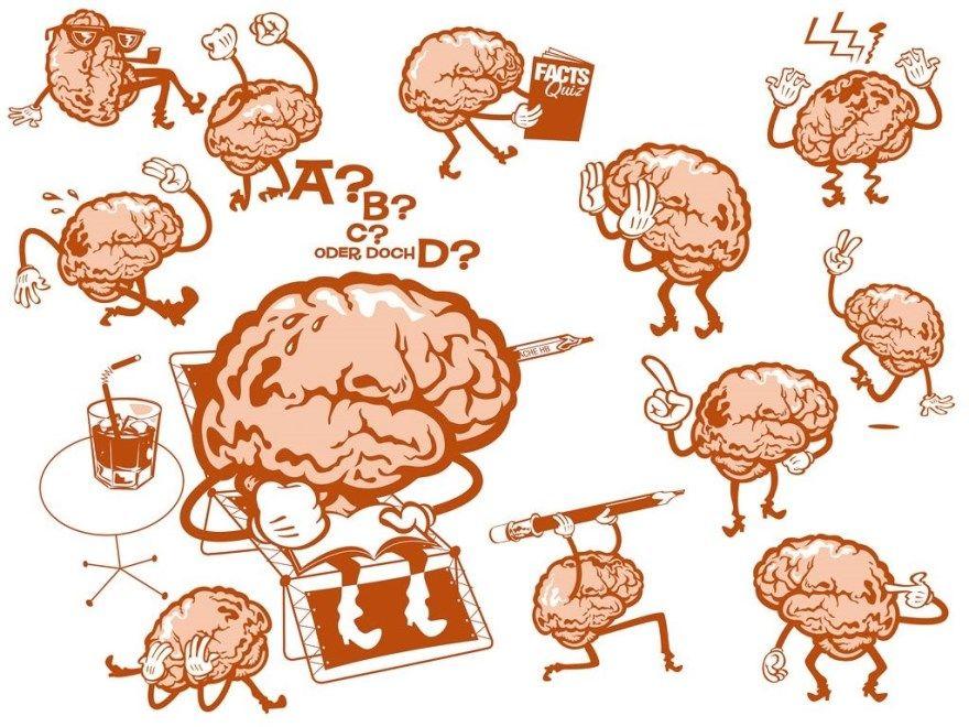 развитие памяти упражнения игры мозг методы распорядок дня имена список покупок знания стихи питание