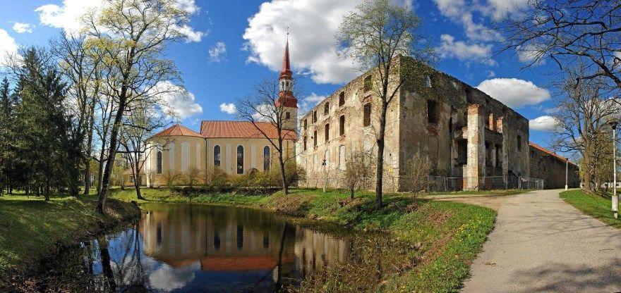 Пайде Эстония 2019 город фото скачать бесплатно онлайн в хорошем качеств