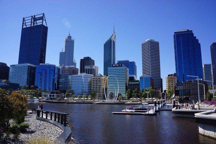 Перт 2019 город фото Австралия скачать бесплатно  онлайн в хорошем качестве