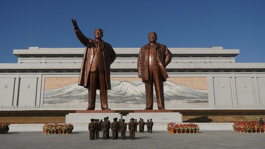 Пхеньян 2019 город Северная Корея фото скачать бесплатно  онлайн в хорошем качестве