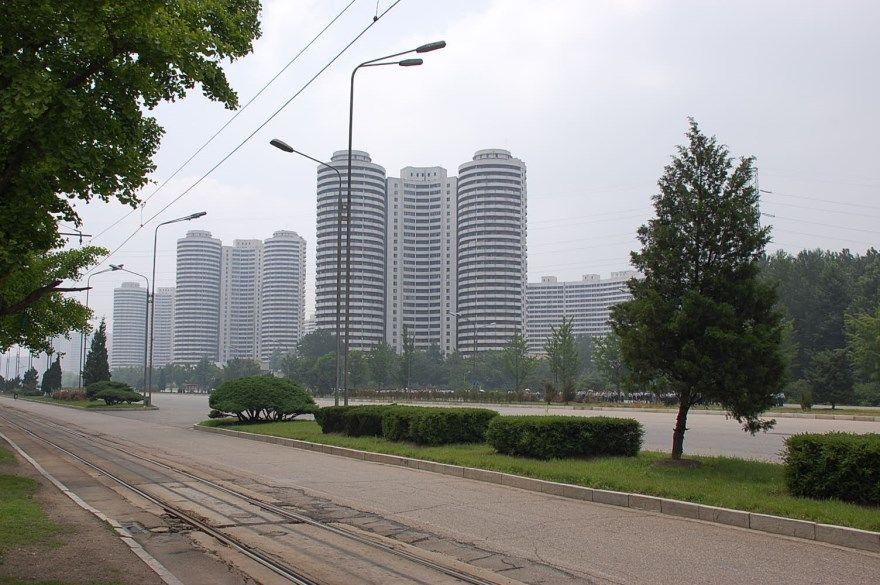 Пхеньян 2019 Северная Корея город фото скачать бесплатно онлайн