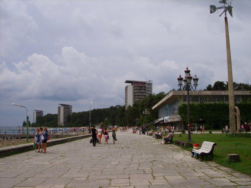 Пицунда 2018 город фото Абхазия скачать бесплатно  онлайн в хорошем качестве