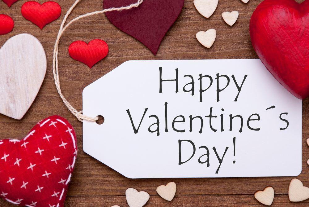 Подарок на день Святого Валентина парню девушке
