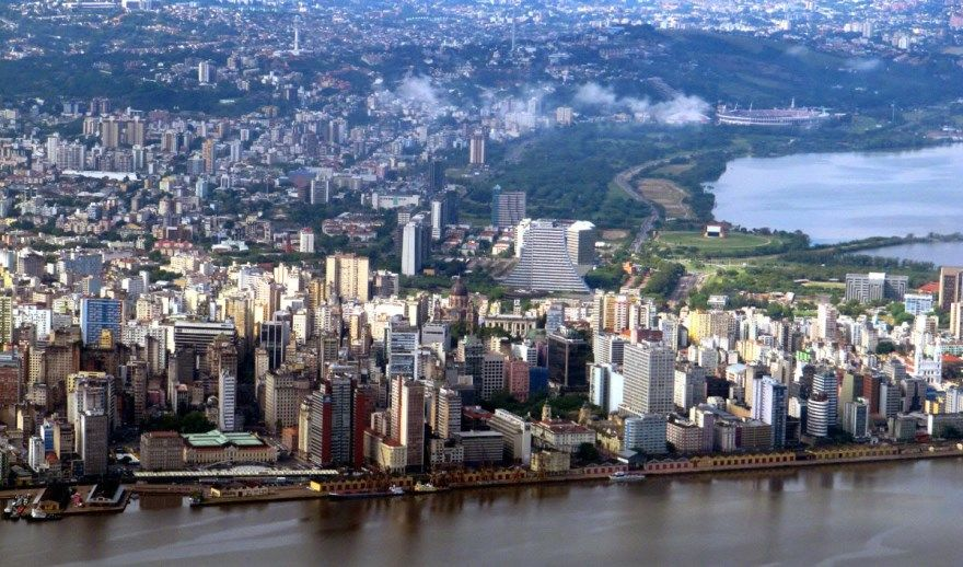 Порту-Алегри Бразилия 2019 город фото скачать бесплатно онлайн
