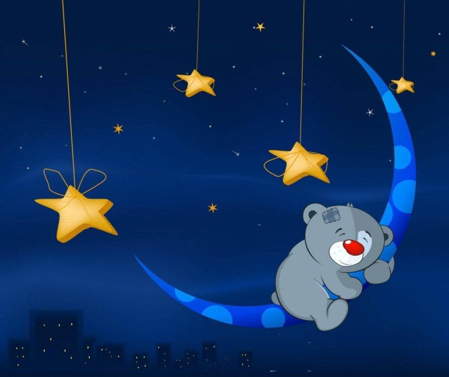 Пожелания спокойной ночи любимому смс до слез