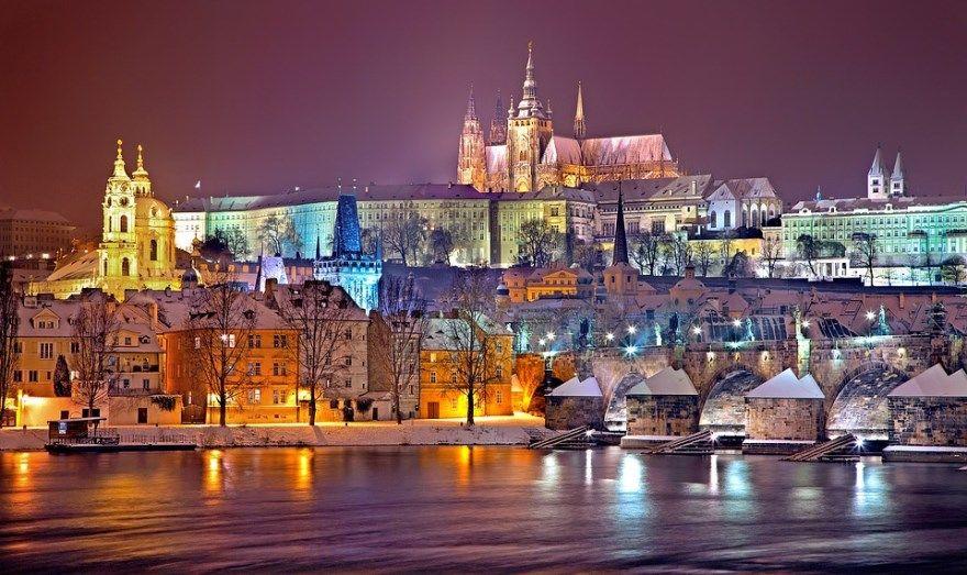 Прага 2019 город Чехия фото скачать бесплатно  онлайн в хорошем качестве