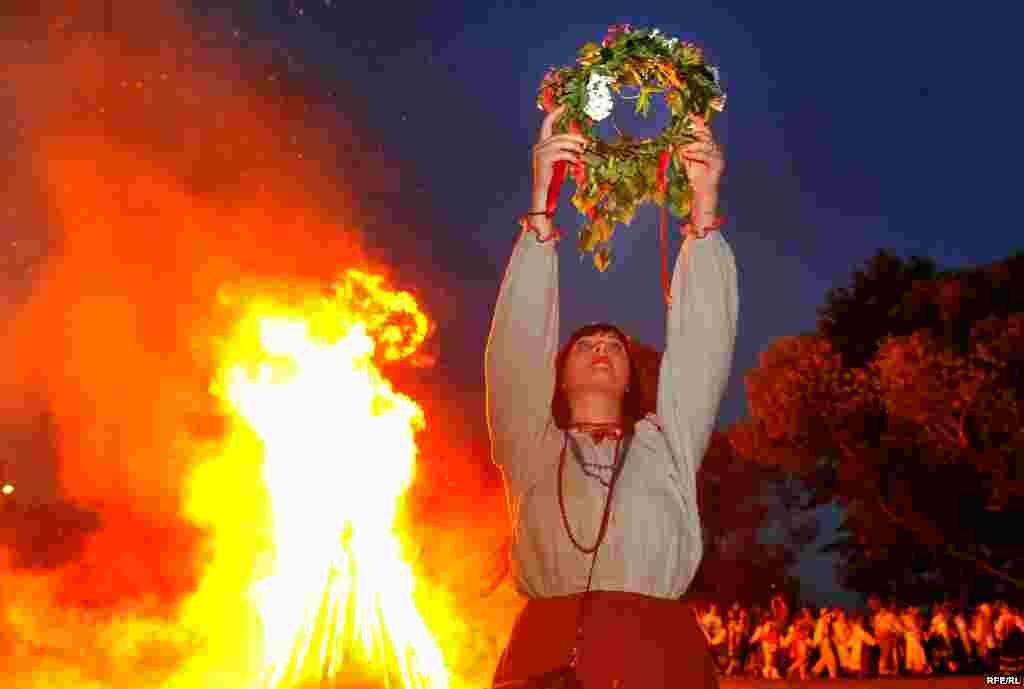 Праздник летнего солнцестояния древнеславянский языческий