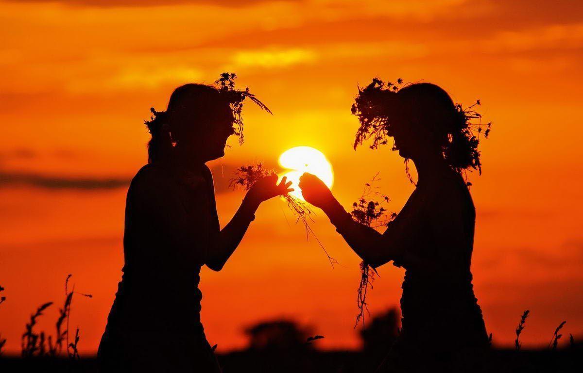 Праздник летнего солнцестояния картинки фотографии анимации бесплатно