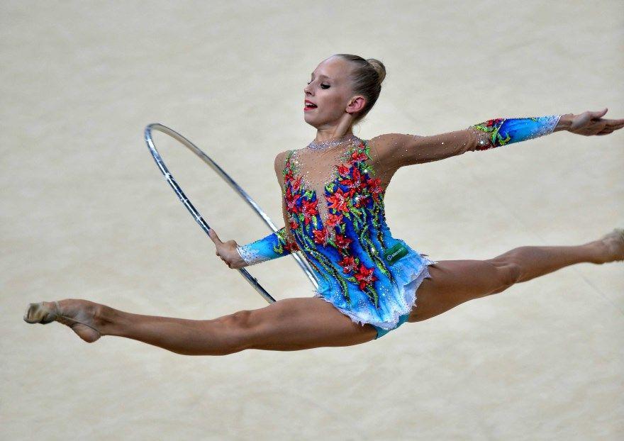 Праздник день художественной гимнастики