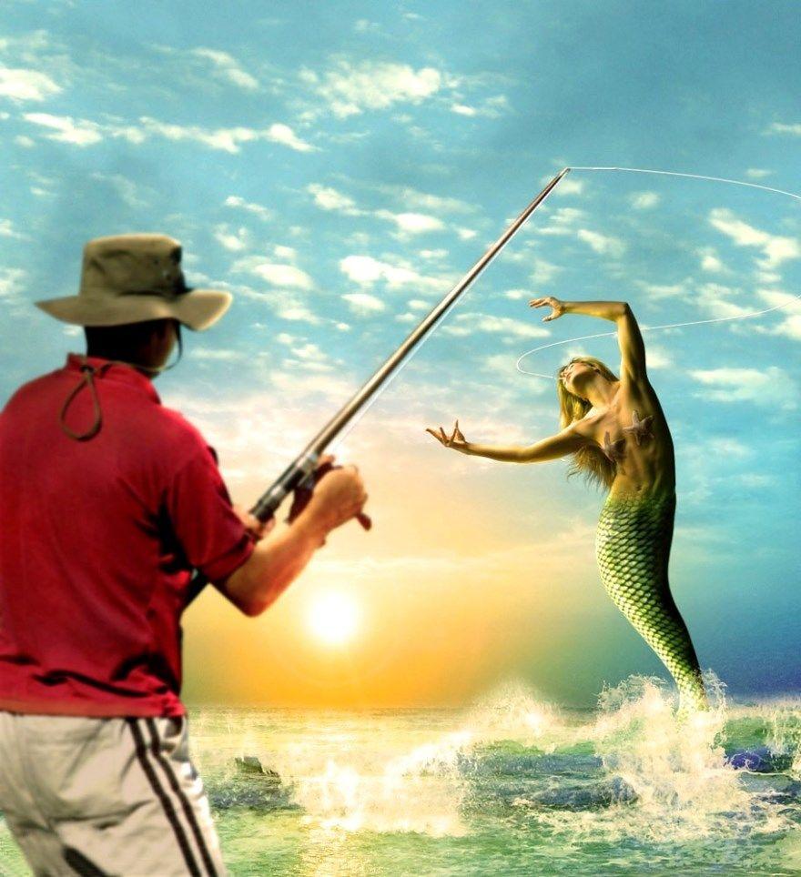 Поздравления днем рыбака картинки открытки прикольные