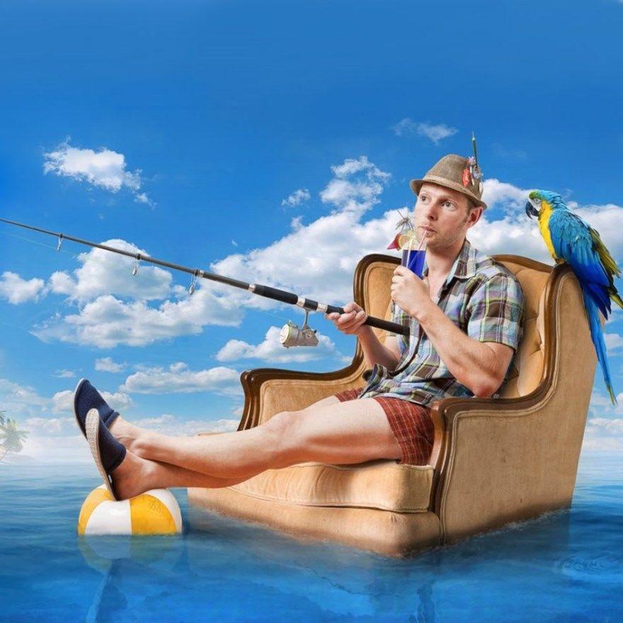 С днем рыбака прикольные картинки открытки поздравления