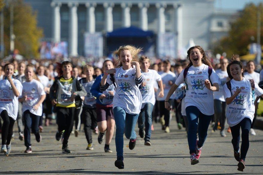 Кросс нации всероссийский кросс бега фото 2019