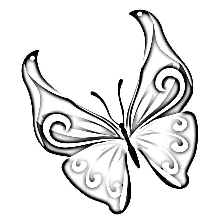Бабочка раскраска скачать бесплатно