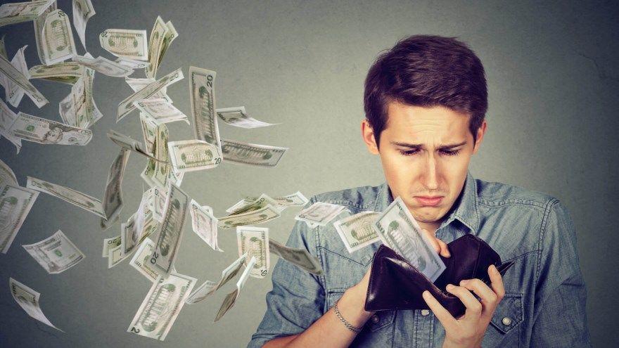 5 причин по которым вы теряете деньги