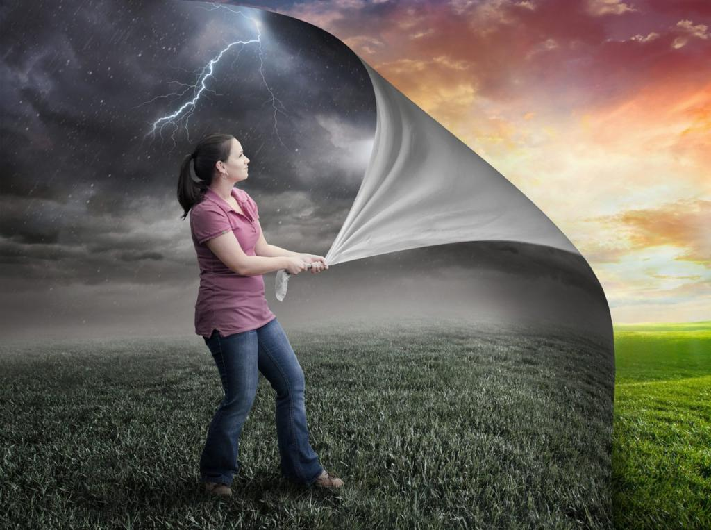 8 способов борьбы с негативными мыслями