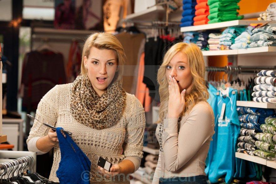 Как сэкономить семейный бюджет на покупках вещей
