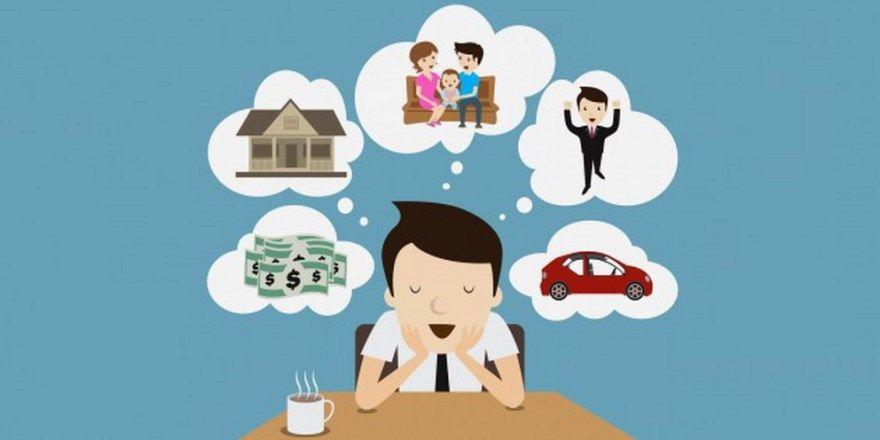 Как правильно ставить финансовые цели достигать