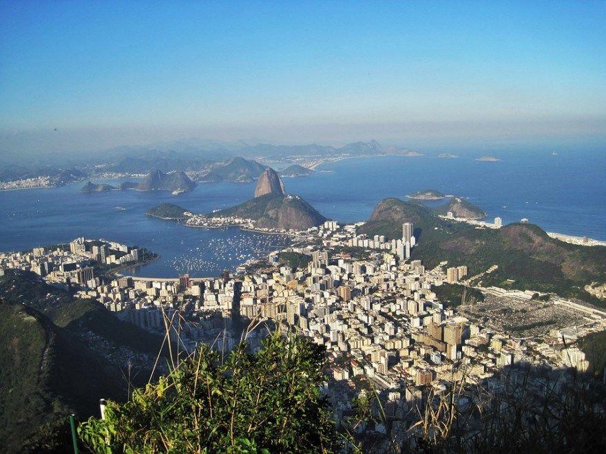 Рио де Жанейро Бразилия 2019 город фото скачать бесплатно онлайн