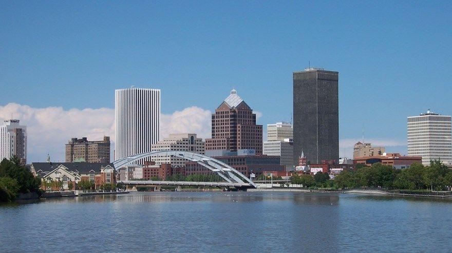 Рочестер 2019 город фото штат Нью Йорк США скачать бесплатно  онлайн в хорошем качестве