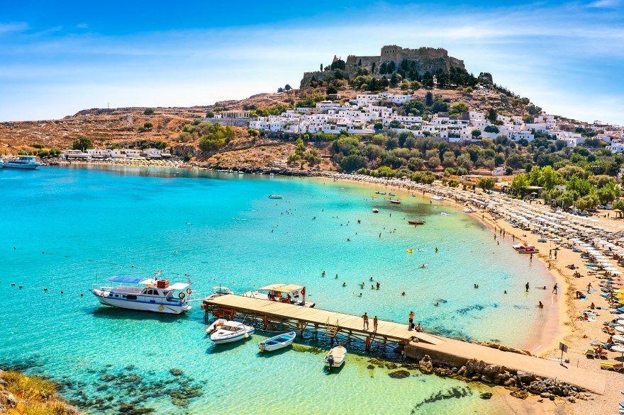 Родос Греция 2019 город фото скачать бесплатно онлайн