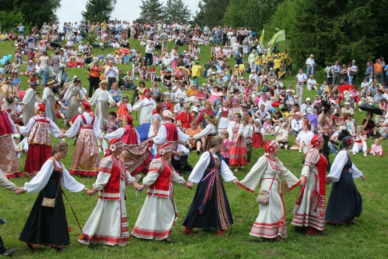 Русские праздники сайт