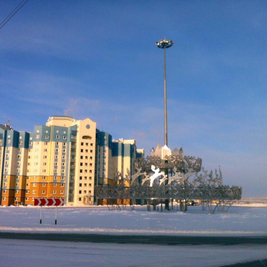 Салехард 2019 город фото скачать бесплатно  онлайн в хорошем качестве