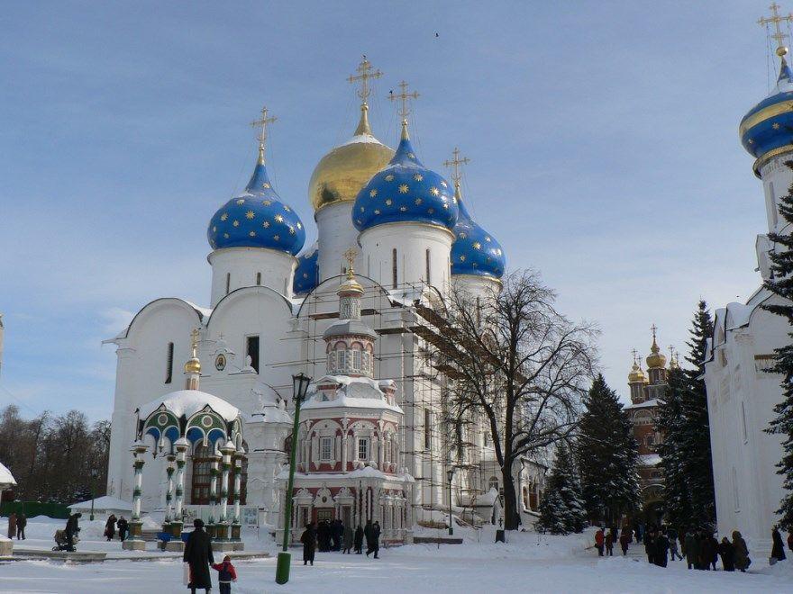 Сергиев Посад 2019 город фото скачать бесплатно  онлайн в хорошем качестве
